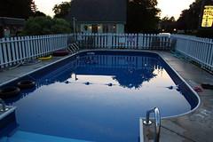 Motel Swanton / Swanton Motel (Marcio Cabral de Moura) Tags: summer usa pool swimming hotel vermont motel piscina eua vero swanton 2011