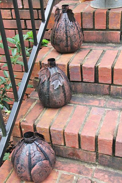 pumpkin luminarias