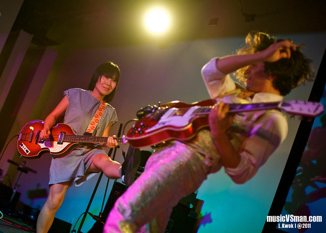 Deerhoof @ The Luminary Arts