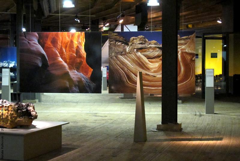 Exhibition in Oberhausen, Germany