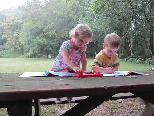 preschool @ the park