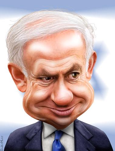 From flickr.com: Benjamin Netanyahu- Israel