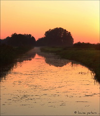 Indian Summer..... (louise peters) Tags: sunset summer indian ngc polder hollandse tienhoven trilvenen