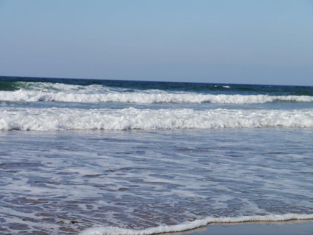 Waves, Croy Shore