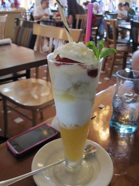 Orange Cream Dessert!
