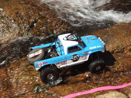 Axial Recon G6 The Legend of Snowshoe Thompson aka L.O.S.T.