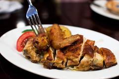 Grilled African Chicken