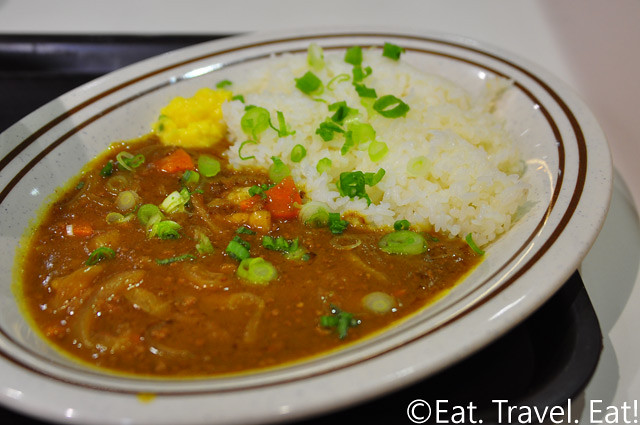 Sanukiseimen Mugimaru: Curry Rice