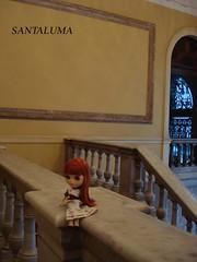 Fazendo pose no Museu!!