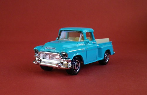 a 1957 Stepside with the