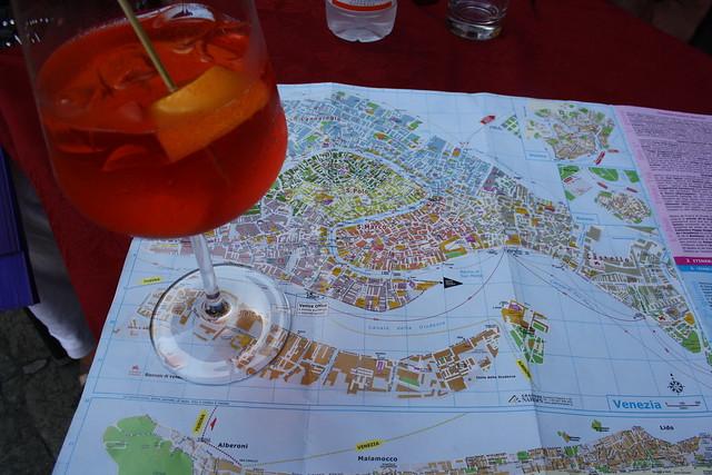 Spritz en Venecia