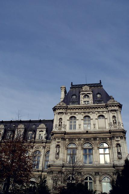Paris, November