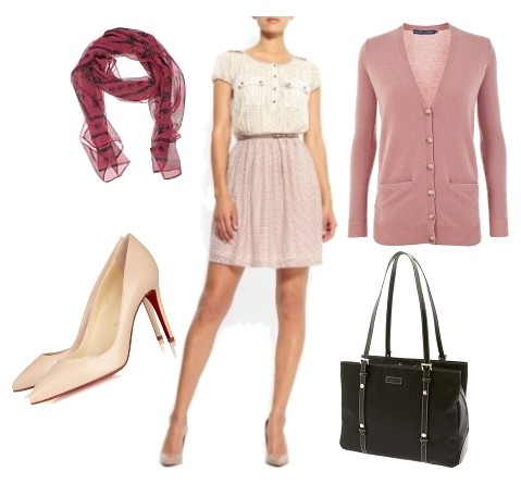 Fall Dress for Work outfit5