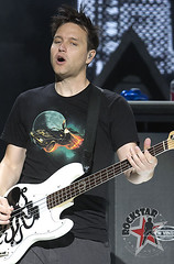 Blink 182 - DTE Energy Music Theater - Clarkston, MI -Sept 11th 2011