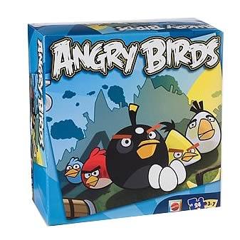 puzzle de angry birds