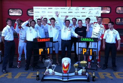 Campos Racing Mugello