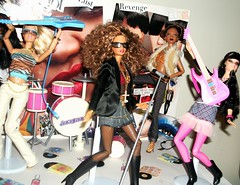 She's a Bad Girl (Dia 777) Tags: records leather drums dolls boots guitar barbie crosses style jeans attitude lara harleydavidson heels teresa mic wreck diva rockstars drumkit ontour fishnetstockings miniskirts inconcert barbiedolls guitarheros blackbarbie mbili barbiebasics friendsofbarbie