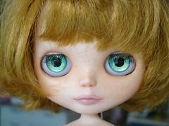 Custom Blythe #2: Niki