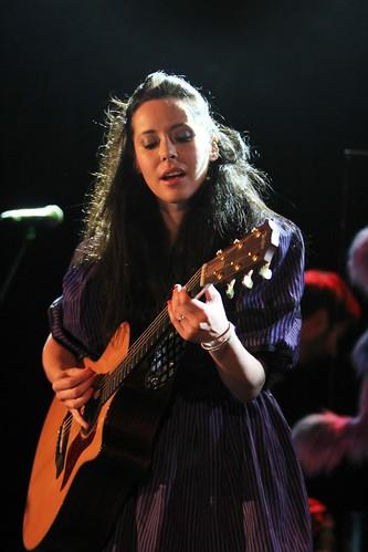 Nerina Pallot at Manchester Academy 2