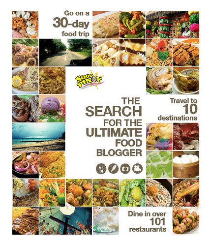 Search for the Ultimate Food Blogger
