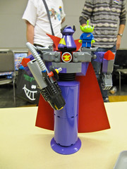 bad luck (Bolt of Blue) Tags: lego blind build 7591 brickcon blindbuild constructazurg brickcon2011
