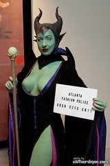 Atlanta Fashion Police - Maleficent (BelleChere) Tags: atlanta costume geek cosplay disney convention sleepingbeauty dragoncon maleficent jscottcampbell
