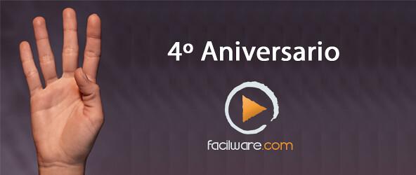 4º aniversario de Facilware