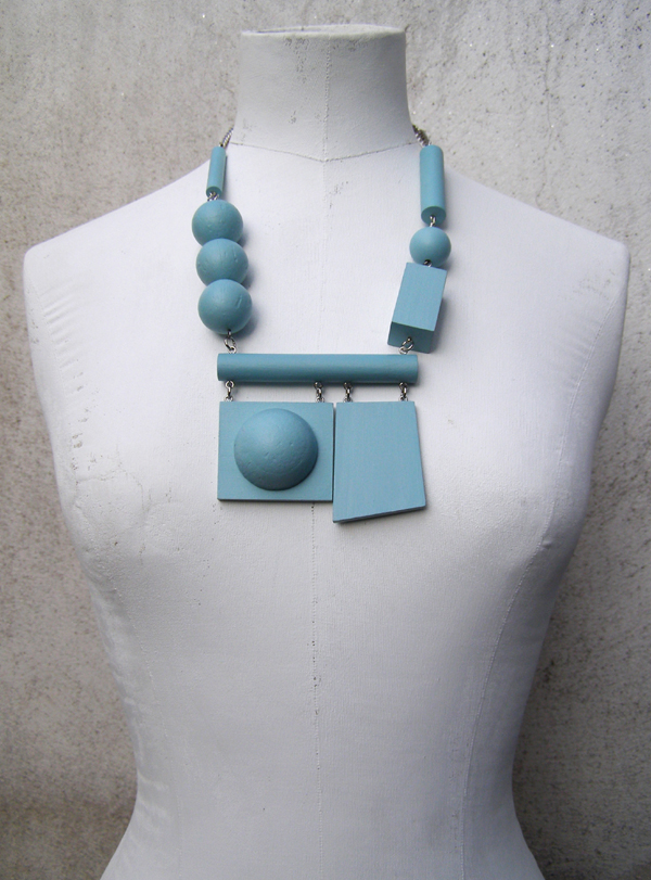 Anu Samaruutel Cubist necklaces_8
