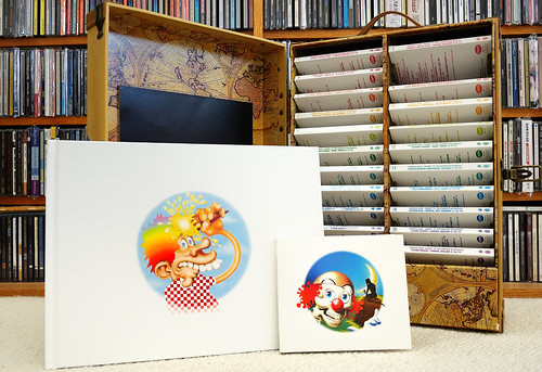 Grateful Dead - Complete Europe 72 (interior)
