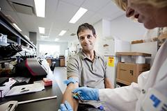 Un don de sang pour la recherche