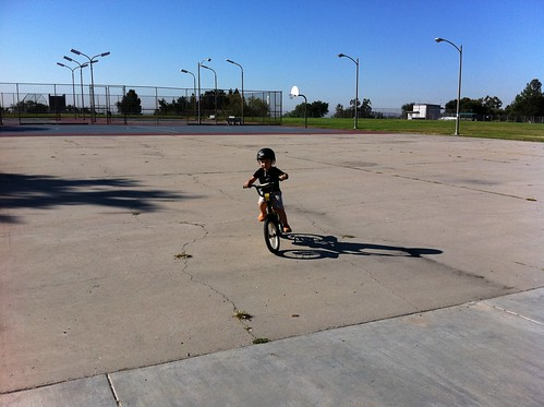 Finn rides at Hamilton Park