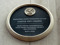 Photo of Black plaque number 7920