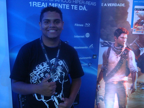 PlayStation Vita no Brasil: Anderson, o Primeiro a Jogar
