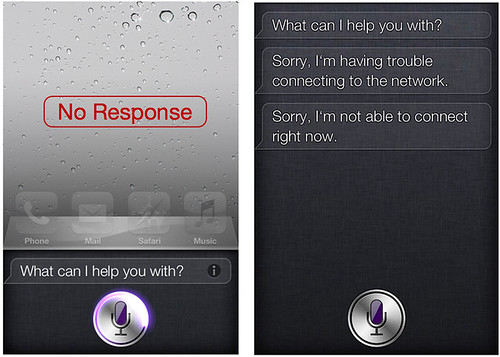 iPhone 4 Siri Connection Errors