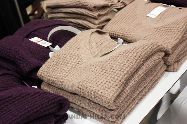 folded knits