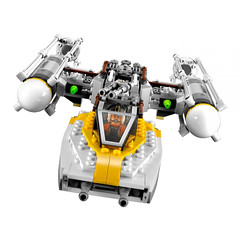 9495 Gold Leader's Y-wing Starfighter - 2