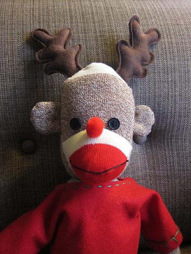 Iron Craft Challenge #42 - Santa's Newest Reindeer