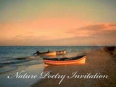 Nature Poetry invitation