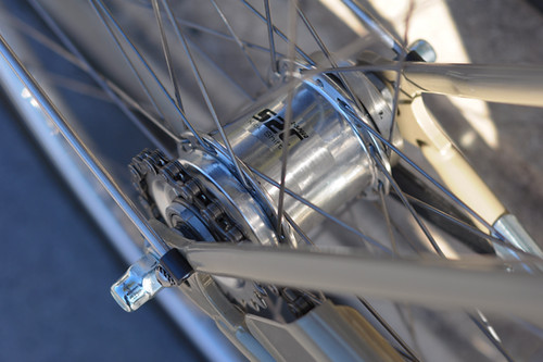 Sturmey Archer Kick-Shift Hub