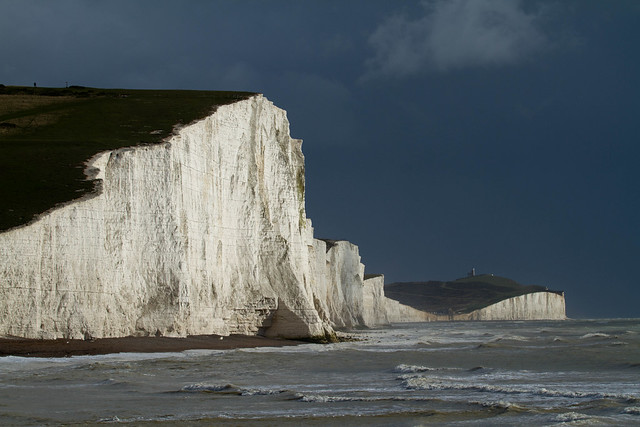 Seven Sisters from Hope Gap