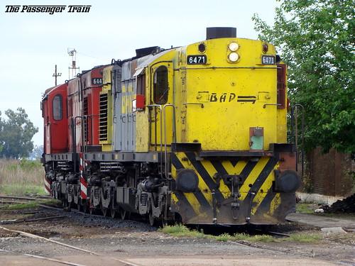 ALCO RSD35 6471 - 6447 - FPD9 2110