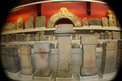 Museum at Chesters Roman Fort