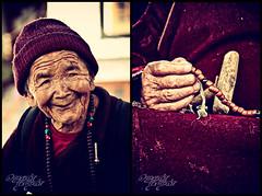 /  ... (Its Me Jegan) Tags: travel portrait india smile nikon women photojournalism streetlife expressive nikkor 18200mm nikond200 villagecloseup