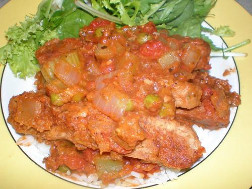 Creole Tempeh