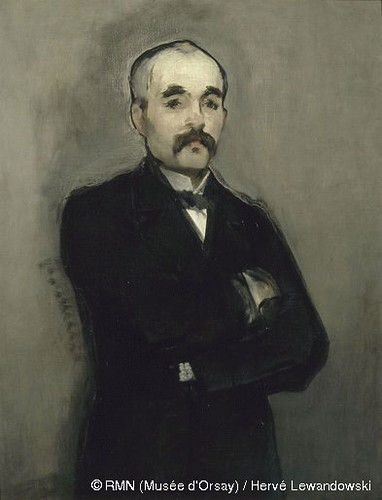 Manet's Clemenceau