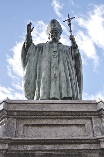 Pope John Paul II, Catedral de San Salvador de Jerez de la Frontera