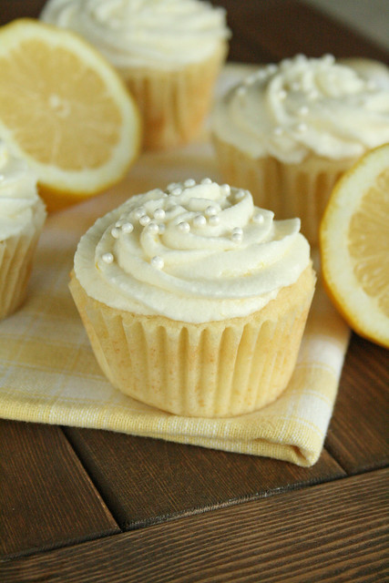 lemon cupcake2