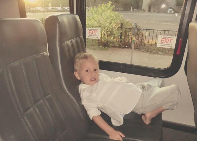 ben on bus