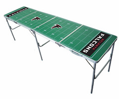 Atlanta Falcons Tailgating, Camping & Pong Table