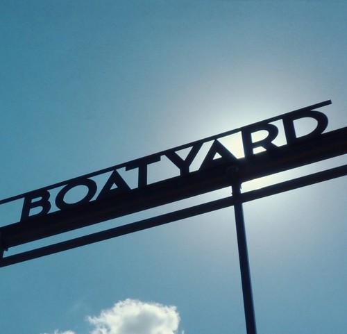 Goose Island BoatYard